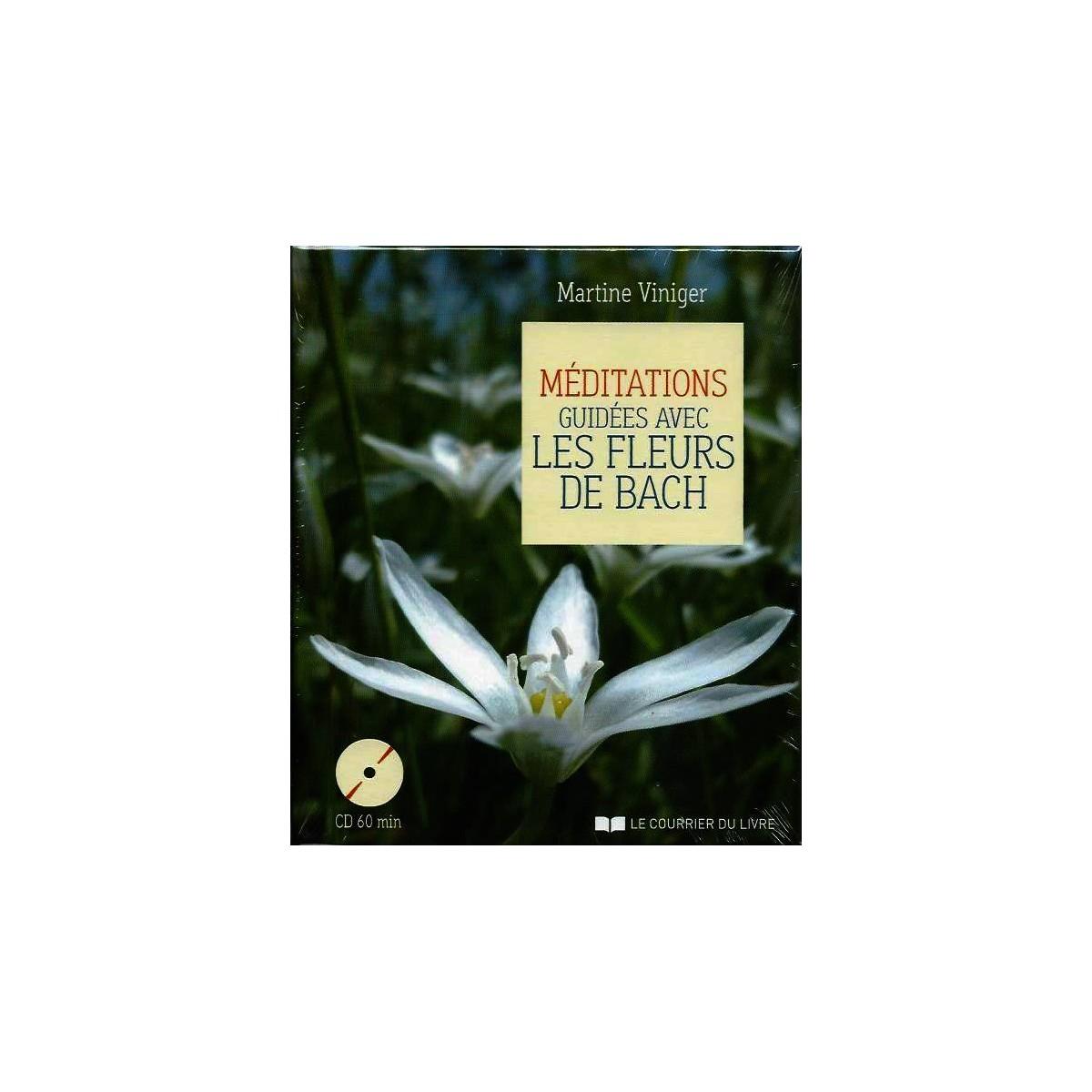 Coffret Méditations guidées avec les Fleurs de Bach