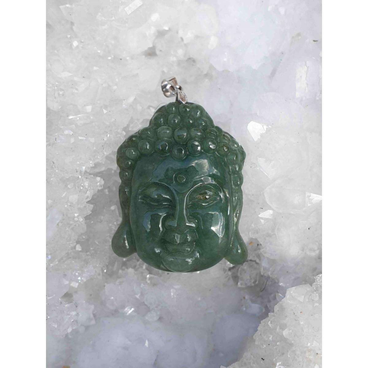 Buddha Jade Vert