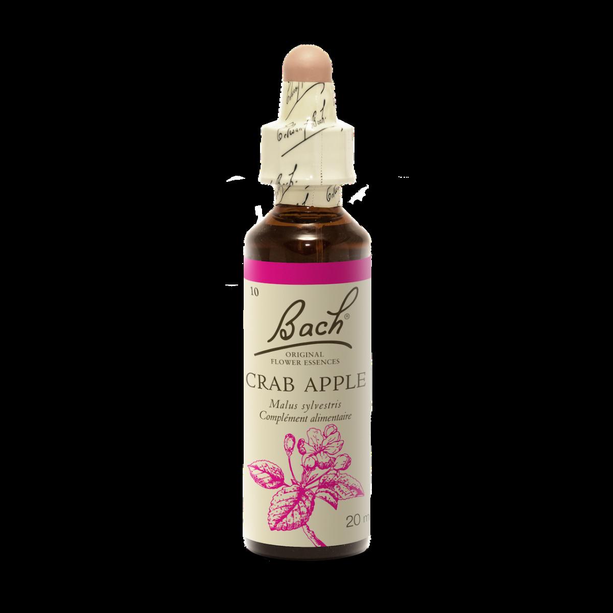 Crab Apple Fleurs de Bach - Pommier Sauvage