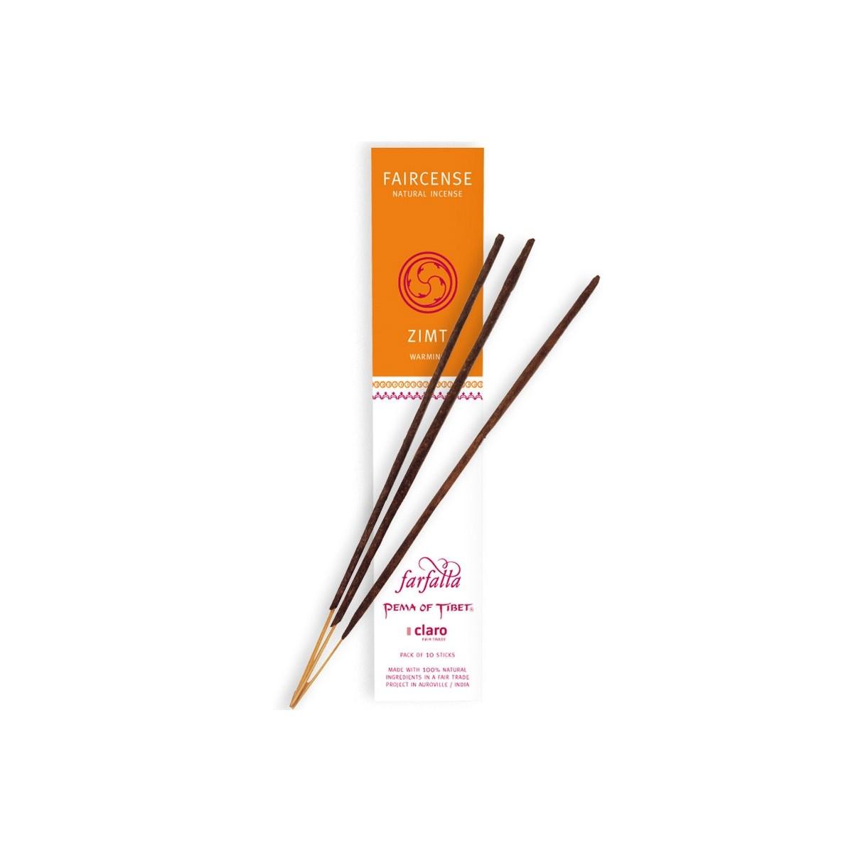 Encens bâtons 'Warming' Mandarine