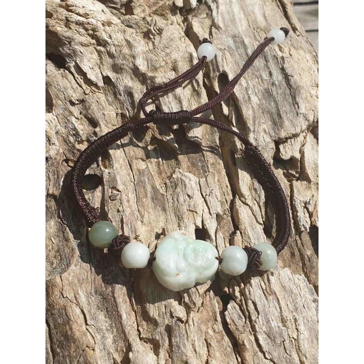 Bracelet Jade buddha